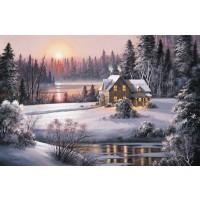 Dubravko Raos - Winter Sunset