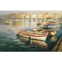 Roberto Lombardi - Harbor Morning I
