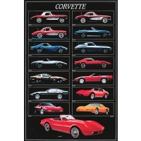 Corvette - Chart