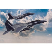 F-15C Eagle 3D