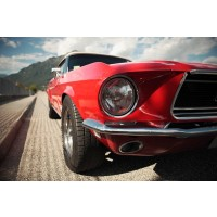 Ford Mustang - Classic Muscle Car