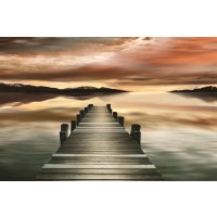 Interfoto - Sunset Jetty