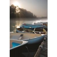 J & M Monkman - Skiffs In The Morning Fog