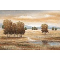 Goss Nan - Linen Landscape II