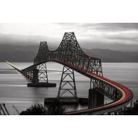 Bridge in Astoria,Oregon