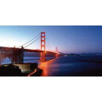 Anne Valverde - Golden Gate Night (San Francisco)