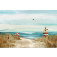 Aimee Wilson - Beach Bird
