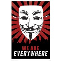 Anonymous We Are Everywhere