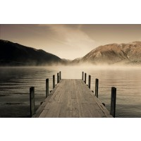 Jetty - Lake Rotoiti