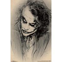 DC Comics - Batman - Dark Knight - Sketch