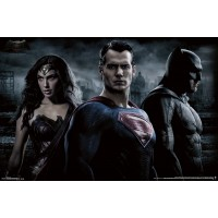 DC Comics - Batman V Superman - Trio