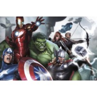 Marvel - Avengers - Assemble