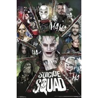 DC Comics - Suicide Squad - Circle