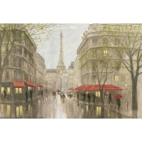 Myles Sullivan - Impression of Paris