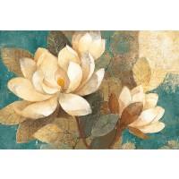 Albena Hristova - Turquoise Magnolias
