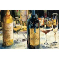 Marilyn Hageman - Bordeaux and Muscat