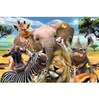 African Savanna - Selfie