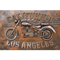 California - Los Angeles Motorcycle