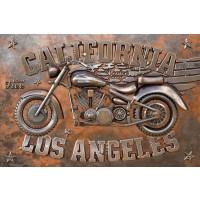California - Los Angeles Motorcycle