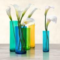 Ann Cynthia - Callas in crystal vases II (detail)