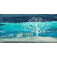 Aprile Alessio - Treescape 3 (Azure)