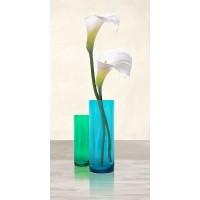 Ann Cynthia - Callas in crystal vases I