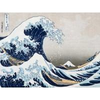 Hokusai - The Wave off Kanagawa