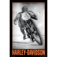 Harley Davidson - Motorcycles - Classic