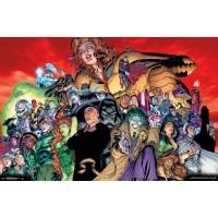 DC Comics - Villains Lineup