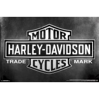 Harley-Davidson - Vintage Logo