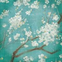 Danhui Nai - White Cherry Blossoms I