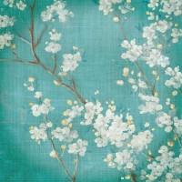 Danhui Nai - White Cherry Blossoms II