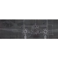 Marco Fabiano - Plane Blueprint IV
