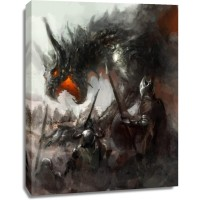 Tyrone Buchanan - Dragons - Final Battle