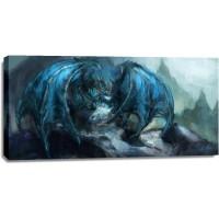 Tyrone Buchanan - Dragons - Frostwyrm