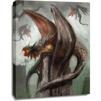 Tyrone Buchanan - Dragons - Swarm