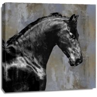 East Urban Home - Black Stallion